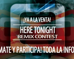 HERE TONIGHT REMIX CONTEST by CLIPPERS SOUNDS